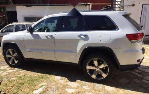 Jeep Grand Cherokee 2014 barato en Puebla