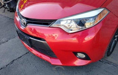 Llámame inmediatamente para poseer excelente un Toyota Corolla 2016 Automático