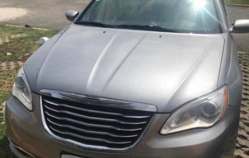 Chrysler 200 impecable en Chalco más barato imposible