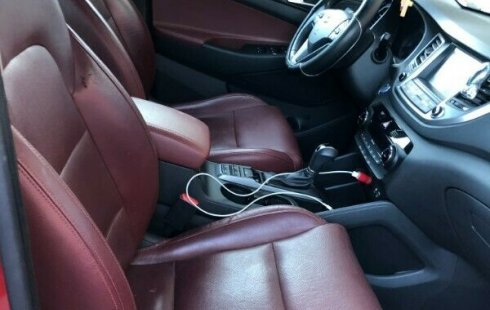 Hyundai Tucson impecable en Sinaloa