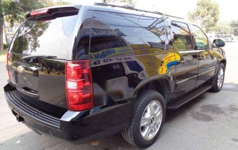 Tengo que vender mi querido Chevrolet Suburban 2009