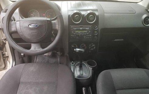 Urge!! Un excelente Ford EcoSport 2007 Automático vendido a un precio increíblemente barato en Tlalnepantla de Baz