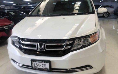 No te pierdas un excelente Honda Odyssey 2016 Automático en Benito Juárez