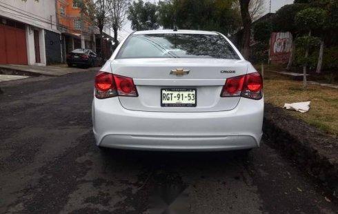 Chevrolet Cruze usado en Tlalpan