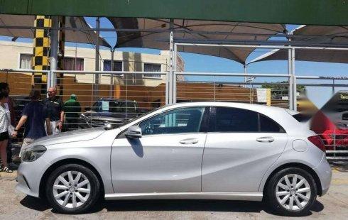 Vendo un Mercedes-Benz Clase A impecable