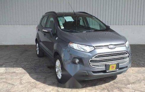 Quiero vender un Ford EcoSport en buena condicción