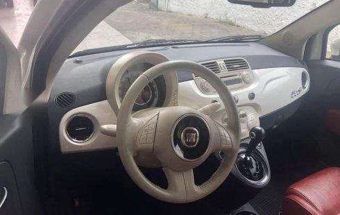Quiero vender inmediatamente mi auto Fiat 500 2014 muy bien cuidado