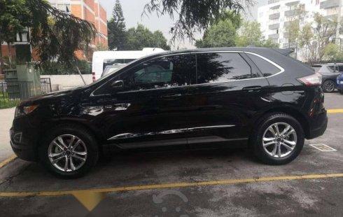 Ford Edge 2018 barato en Cuauhtémoc