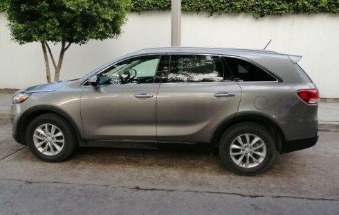 Kia Sorento impecable en San Luis Potosí más barato imposible