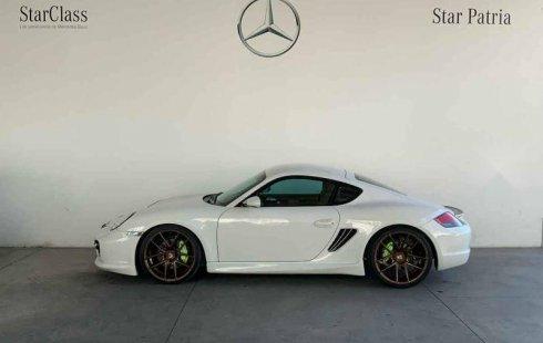 Quiero vender inmediatamente mi auto Porsche Cayman 2007 muy bien cuidado