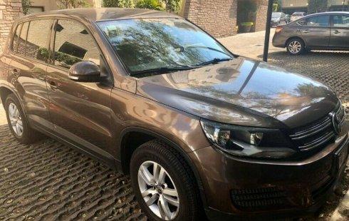 En venta carro Volkswagen Tiguan 2012 en excelente estado