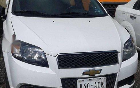 En venta carro Chevrolet Aveo 2015 en excelente estado