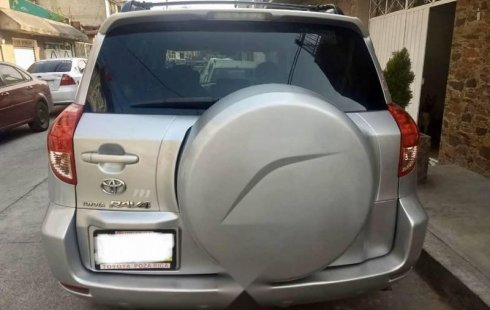 No te pierdas un excelente Toyota RAV4 2008 Automático en Guadalajara