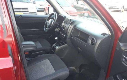 No te pierdas un excelente Jeep Patriot 2012 Automático en Zapopan