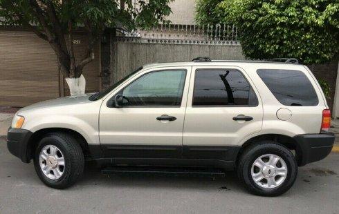 Urge!! Un excelente Ford Escape 2004 Automático vendido a un precio increíblemente barato en Nuevo León