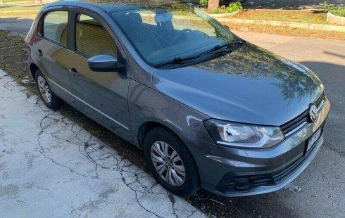 Se vende un Volkswagen Gol 2017 por cuestiones económicas