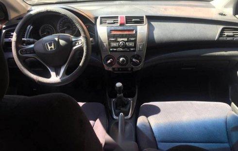 En venta carro Honda City 2012 en excelente estado