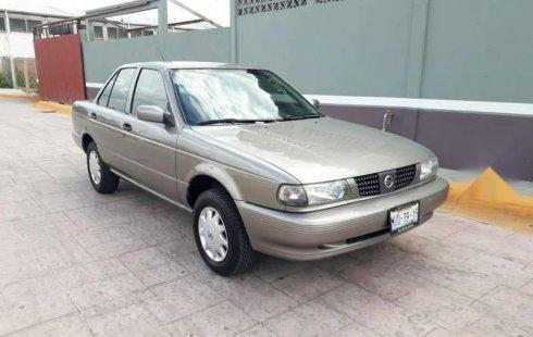Vendo un carro Nissan Tsuru 2005 excelente, llámama para verlo