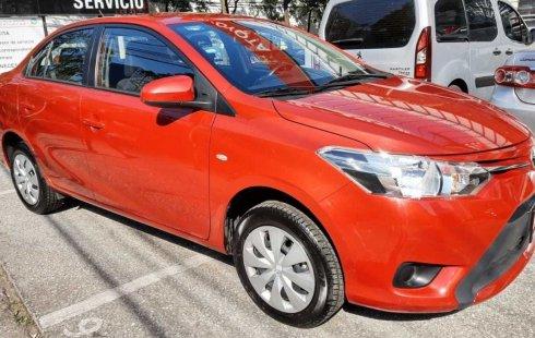 Quiero vender urgentemente mi auto Toyota Yaris 2017 muy bien estado