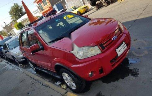 Vendo un carro Ford EcoSport 2011 excelente, llámama para verlo