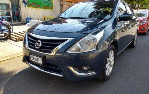 Vendo Nissan Versa Advance TM A/A L4 1.6 Man. 2015