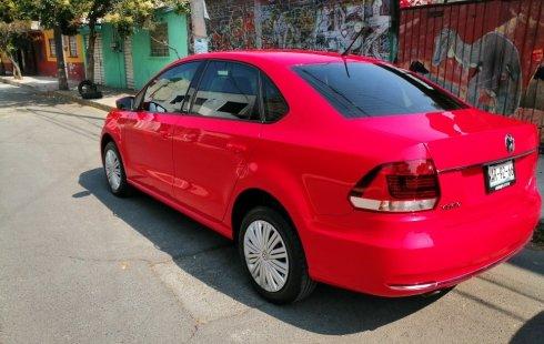 Quiero vender urgentemente mi auto Volkswagen Vento 2017 muy bien estado