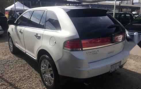 Tengo que vender mi querido Lincoln MKX 2008