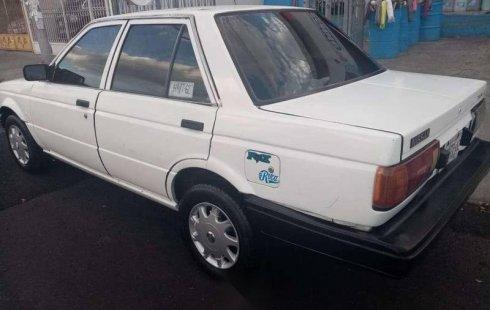 Un excelente Nissan Tsuru 1990 está en la venta