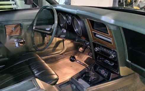 Tengo que vender mi querido Ford Mustang 1972