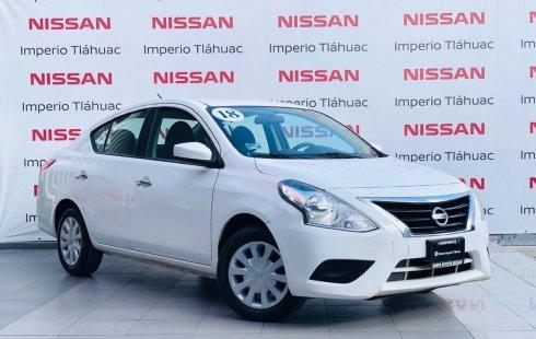 Pongo a la venta un Nissan Versa en excelente condicción