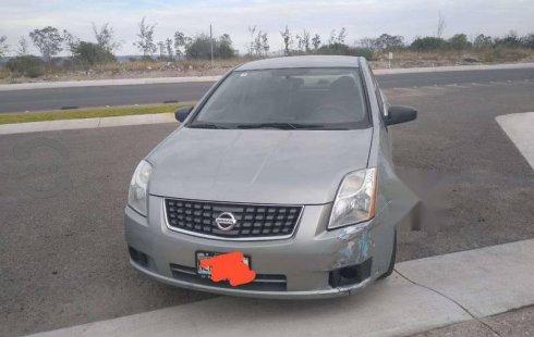 Un Nissan Sentra 2010 impecable te está esperando