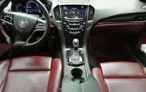 En venta un Cadillac ATS 2013 Automático en excelente condición