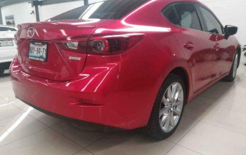 Quiero vender urgentemente mi auto Mazda 3 2017 muy bien estado