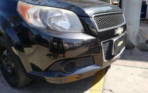 En venta un Chevrolet Aveo 2013 Manual muy bien cuidado