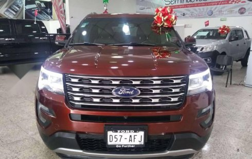 Ford Explorer 2016 en venta