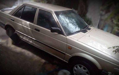 Un excelente Nissan Tsuru 1989 está en la venta