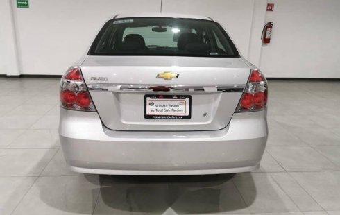 Chevrolet Aveo 2018 barato