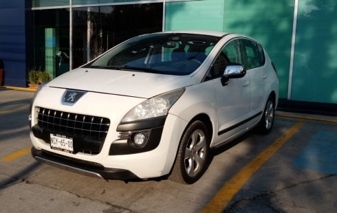 En venta un Peugeot 3008 2013 Manual en excelente condición