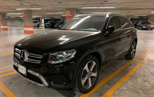 Quiero vender inmediatamente mi auto Mercedes-Benz Clase GLC 2018 muy bien cuidado