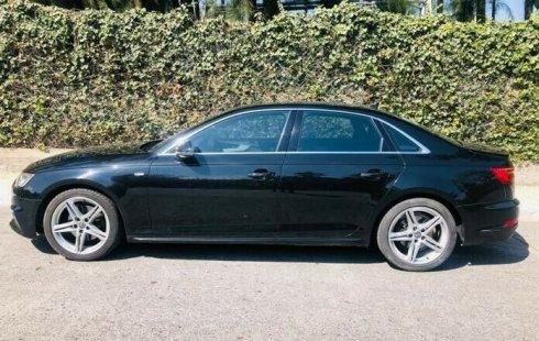 Llámame inmediatamente para poseer excelente un Audi A4 2017 Automático