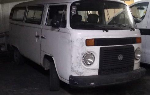 Volkswagen Combi 1991 Blanco