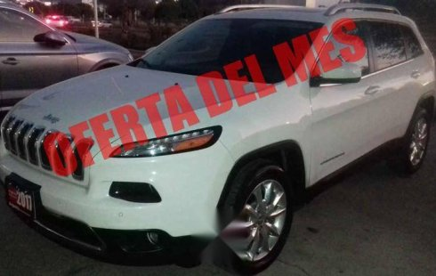 Jeep Cherokee 2017 impecable