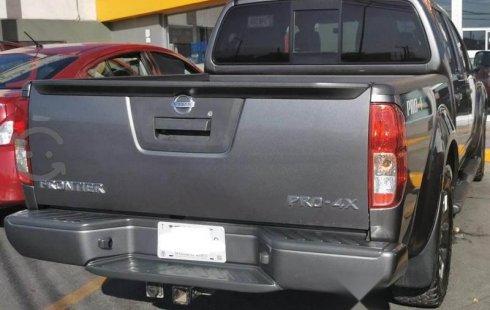 Nissan Frontier impecable en Monterrey