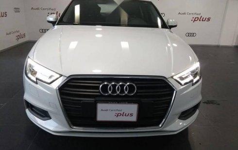 Llámame inmediatamente para poseer excelente un Audi A3 2019 Automático