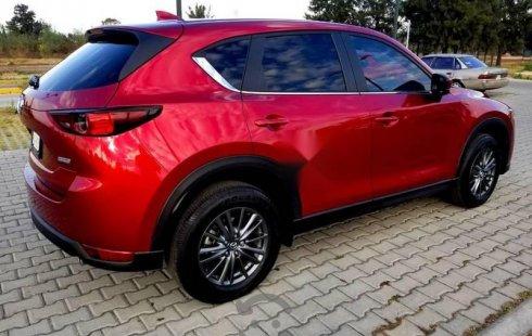 No te pierdas un excelente Mazda CX-5 2019 Automático en Tlalpan
