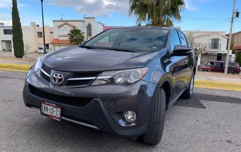 Toyota RAV4 XLE 2014 ÚNICO DUEÑO