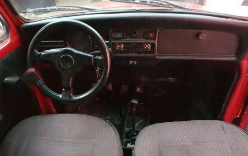 Tengo que vender mi querido Volkswagen Sedan 1980