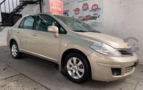 Nissan Tiida 2011 barato en Guadalajara