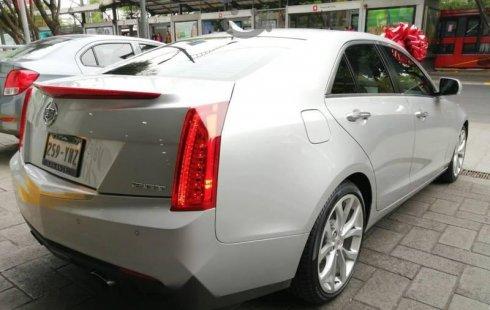 Urge!! Vendo excelente Cadillac ATS 2013 Automático en en Benito Juárez