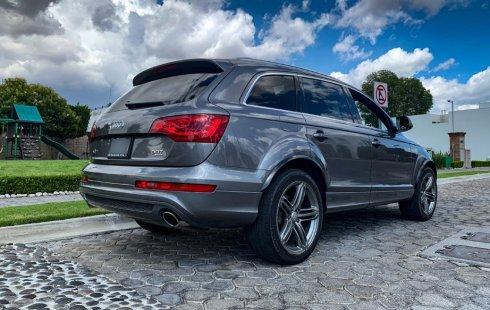Llámame inmediatamente para poseer excelente un Audi Q7 2012 Automático